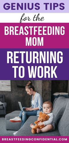 Every possible thing a breastfeeding mom who is working could possibly want to know. From finding breastfeeding friendly daycare to your legal rights to getting your employer on board with you being a working breastfeeding mom.  #workingmom #breastfeedingreturningtowork #workingandbreastfeeeding #breastfeedingandworking