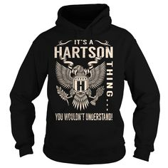 [Popular Tshirt name creator] Its a HARTSON Thing You Wouldnt Understand Last Name Surname T-Shirt Eagle Discount 15% Hoodies, Tee Shirts