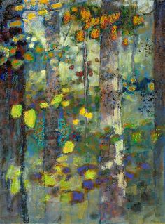 """ Rick Stevens, USA new work When All Was Wild III (2014) oil on canvas 36 x 27 in. http://rickstevensart.com/ """