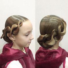 "112 Likes, 3 Comments - Кристина Ефимова  (@style.by.kri) on Instagram: ""Hairstyle by me#ballroom #ballroomdance #ballroomdancing #wdc #wdsf #стср #ртс #фтсспб #hair…"""