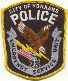 Yonkers Police ESU NY