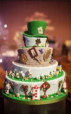 Disney's Alice in Wonderland The Official Disney Weddings Blog
