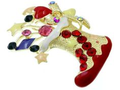 PIN AND BROOCH PIN METAL Red Fashion Jewelry Costume Jewelry fashion accessory Beautiful Charms Beautiful Charms CRYSTAL fashion jewelry. $15.00. Save 32% Off!