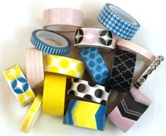 Washi Tape Mega Pack from My Minds Eye.  ONLY $9.99 at www.peachycheap.com!