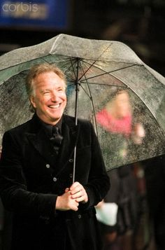 "Alan Rickman at the UK - ""Alice in Wonderland"" Premiere in London"