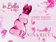 Les Belles De Ricci (Cherry Fantasy) by Nina Ricci
