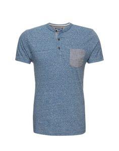 TOMMY HILFIGER T-Shirt ´Stan´ blau