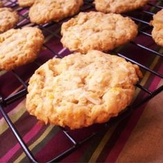 Cookie Desserts, Cookie Bars, Just Desserts, Cookie Dough, Cookie Recipes, Dessert Recipes, Cereal Recipes, Cookie Ideas, Dessert Ideas