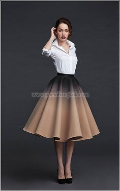 Women S Over 50 Fashion Styles 2015 Code: 7713328792 Fall Fashion Skirts, Boho Fashion, Autumn Fashion, Fashion Dresses, Fashion Design, Fashion Styles, Bohemian Mode, Fashion For Petite Women, Cute Skirts