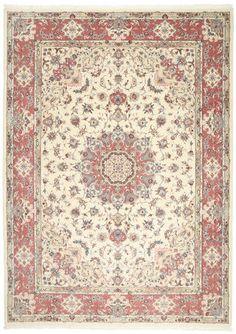 Tabriz 50 Raj Sherkat Farsh carpet 250x348