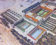 Israel - Jericho - Palace II