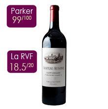 Château Ausone Saint-Emilion Grand Cru 2009: La 'Chapelle d'Ausone' dit second vin du domaine est produit dans les m&ecircmes conditions et…