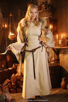 Mittelalter Kleid Kergis