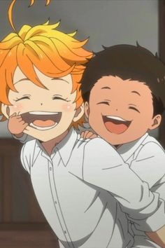 The Promised Neverland manga volume 8 features story by Kaiu Shirai and art by Posuka Demizu. All Anime, Anime Art, Anime Zone, Anime Child, Sarada Uchiha, Another Anime, Animation, Anime Kawaii, Animes Wallpapers