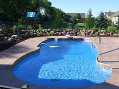 Freeform Model Fiberglass Swimming Pools for Virginia Beach and Tampa - The Pool Guyz - 1-877-BAK-FLIP