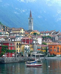 ~Lake Maggiore~ where my mum and me spent our lunch break on a Pedalo