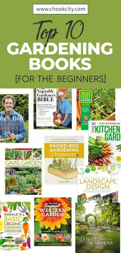 Gardening can be an exciting practice if you understand the loops. For beginners though, with no prior knowledge, a gardening book can come in handy. You can find lots of information on specific gardening practices and learn your way through to a pro. Below are some of the best gardening books that you can buy to learn and enhance your gardening skills. . . . #ChookCity #GardeningSkills #FarmLife #GardeningBooks #Gardening Gardening Books, Gardening Tips, Chicken Facts, Bee Facts, Organic Gardening, Vegetable Gardening, Easy Vegetables To Grow, Facts For Kids, Square Foot Gardening