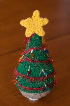 CROCHET PATTERN  Christmas Tree Hat by sweetdecemberhats on Etsy, $4.50