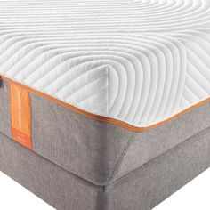 TEMPUR-Contour™ Elite lets you step up to more conforming comfort, pressure relief, and adaptive alignment. You'll love the simple-to-remove and wash EasyRefresh™ Top Cover and the moisture-wicking, cool-to-the-touch SmartClimate™ System. #sleephappens #mattresswarehouse #tempurpedic