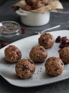 Chia Cherry Crunch Bites | Flickr - Photo Sharing!