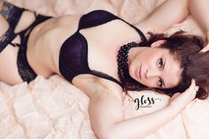 Gloss Girl A- Vancouver #Boudoir Session at #GlossBoudoir Studio #boudoirphotos #boudoirideas #GlossGirl #necklace