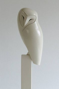Ceramic sculpture inspired by the avian world.Anthony Theakston Ceramics