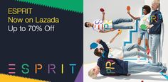 ESPRIT Now on Lazada up to 70 % Special Promotion, Map, Movies, Movie Posters, Films, Location Map, Film Poster, Cinema, Maps