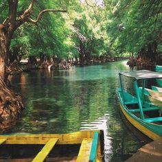 Lago de Camécuaro National Park, Michoacán, Mexico - My favorite spot in Michoacán.