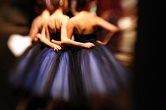 Dancers_Backstage18 by mvartphoto #Lensbaby #seeinanewway