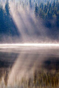 Reflections - Rhodopean lake