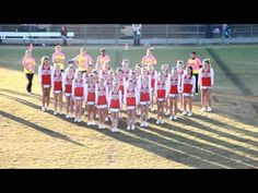 2011 Pace Juniors Cheer Competition - YouTube