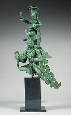 Krishna on Garuda [Java, Indonesia] (1992.135)   Heilbrunn Timeline of Art History   The Metropolitan Museum of Art