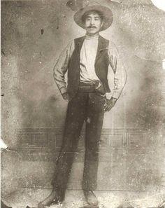 U.S. Deputy Marshall Johnson Ketcher - Cherokee - circa 1885