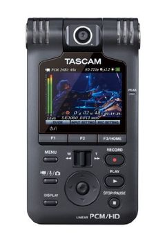 TASCAM DR-V1HD HD Video/Linear PCM Recorder by Tascam. $299.00. HD Video/Linear PCM Recorder. Save 25%!