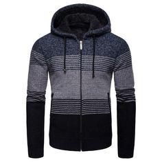 Long Hoodie, Full Zip Hoodie, Fleece Hoodie, Mens Sweatshirts, Men's Hoodies, Fashion Prints, Sleeve Styles, Hooded Jacket, Street Wear
