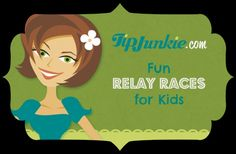 Fun Relay Races for Kids
