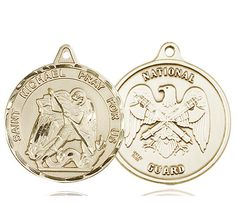 14k white gold saint michael medal pendant products pinterest 14k white gold saint michael medal pendant products pinterest st michael medal white gold and products aloadofball Choice Image
