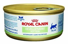 Royal Canin Veterinary Diet Development Kitten Canned Cat Food 24/5.8 oz -- Click on the image for additional details. (This is an affiliate link) #CatFood