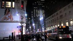 New York City Streets, January 2014. Sony A65