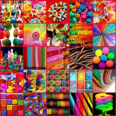 Colourful mosaic from Visitkarle 's flickr