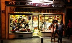 Casa Gonzalez, Madrid - Check out this article for top 10 tapas bars in Madrid.