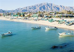 San Felipe Mexico and the Sea of Cortez...a paradise and three hours from Yuma. People are so friendly