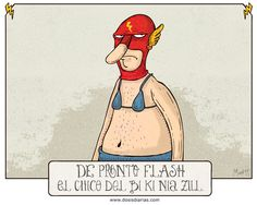 de pronto FLASH!  alberto montt