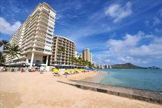 $139 Waikiki Shore direct beachfront location!