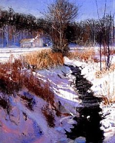 Tom Christopher - Landscape Painting in Pastels LANDSCAPE PAINTING IN PASTELS OCT 1-3 Tom Christopher