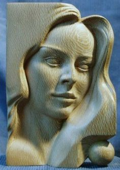 Wood Carving Faces, Wood Carving Designs, Wood Carving Art, Wood Art, Pottery Sculpture, Wood Sculpture, Sculptures, Ceramic Sculpture Figurative, Abstract Sculpture