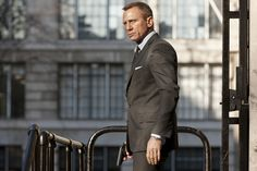 Skyfall Daniel Craig (James Bond) Copyright SF Film