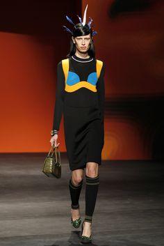 Prada - Spring Summer 2014 Ready-To-Wear - Shows - Vogue.it