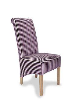 Shankar Krista Jupiter Aubergine Chair