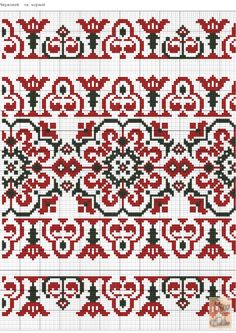 Gallery.ru / Фото #104 - схемы для рушников - anapa-mama